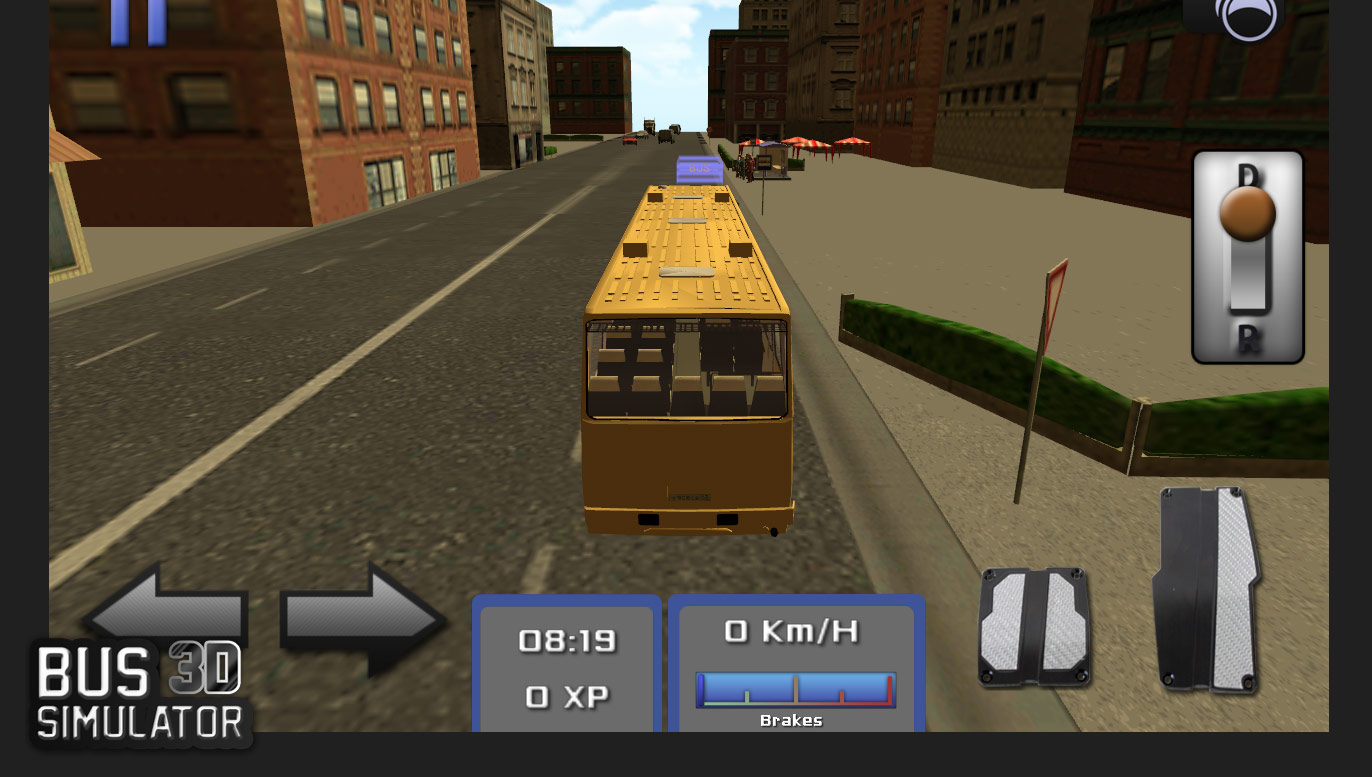 Bus simulator 3d v1 1 moded apps games for Simulatore 3d