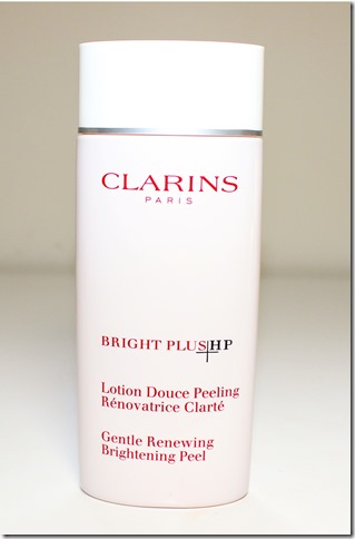Clarins Gentle Renewing Brightening Peel
