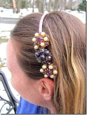lavendar gems