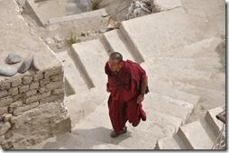 vers LEH 085 monastere de Thiksey