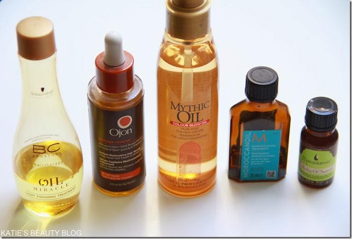 hair oils 1