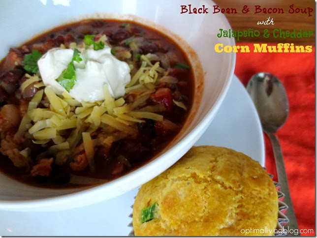 black bean soup 1