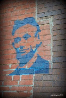 Lincoln face