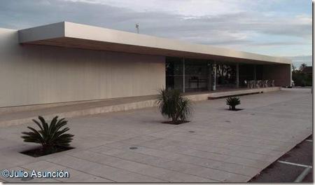 Centro de interpretacin del yacimiento de la Alcudia - Elche