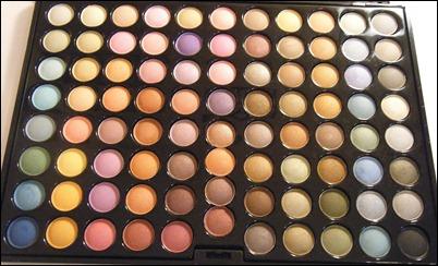 BH Cosmetics 88 Tropical Matte Palette