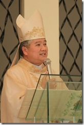 File Picture of Archbishop Socrates B. Villegas