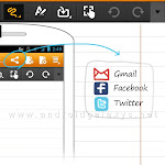 Screenshot 2013 02 01 20 39 20   Nuova versione di Asus Supernote, lapp per gli appunti dei Padfone 2