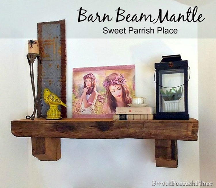 barn Beam Mantle_thumb