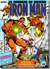 P00078 - El Invencible Iron Man #186