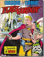 P00009 - Flash Gordon #9