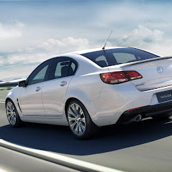 Meet the 2014 Holden Commodore VF and Consequently the Chevrolet