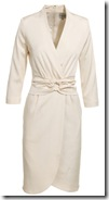 Reiss Cream Dress