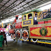 New Orleans - Mardi Gras World