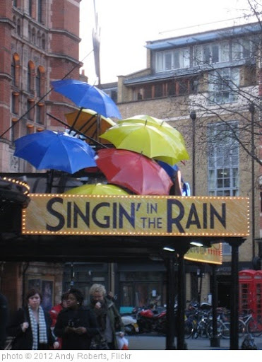 'Singing In The Rain Umbrellas' photo (c) 2012, Andy Roberts - license: http://creativecommons.org/licenses/by/2.0/