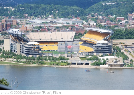 'Heinz Field' photo (c) 2009, Christopher