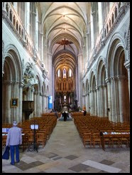 b cathedral nave