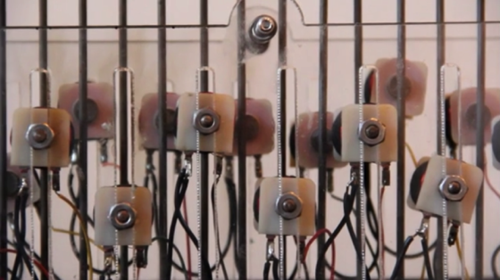 Using Midi And Magnets To Produce Tones With Tines via HackADay
