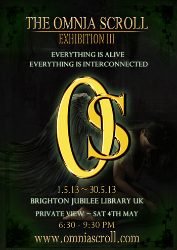 omnia scroll collective exhibition