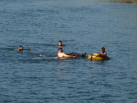 Fun in Laos: tubing in Vang Vieng