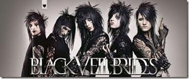 Black Veil Brides tickets en primera fila no agotadas