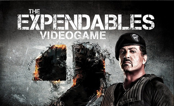 The Expendables 2: The Videogame