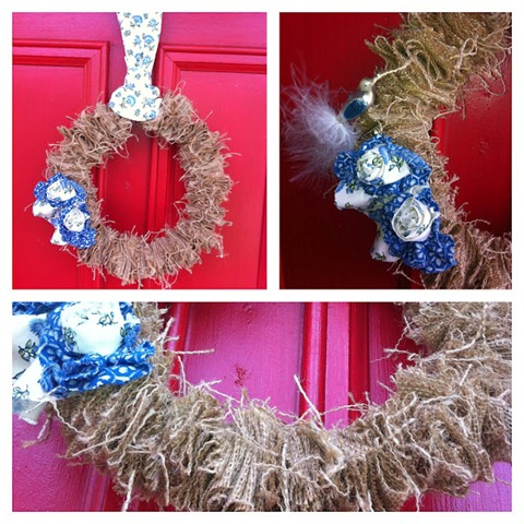 feature wreath