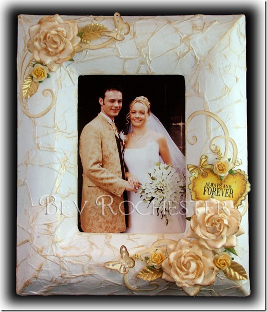 bev-rochester-wedding-projects-picture-frame-