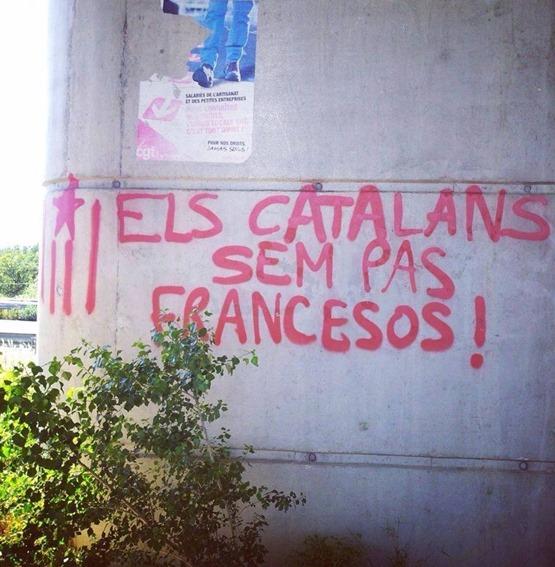 manifestacion de catalanitat a Perpinyà