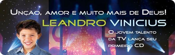 leandro vinicius novo cd