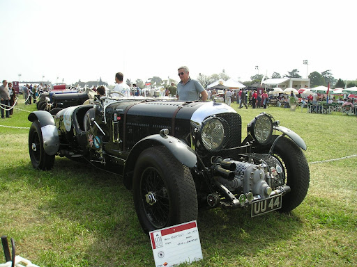bentley blower 1929