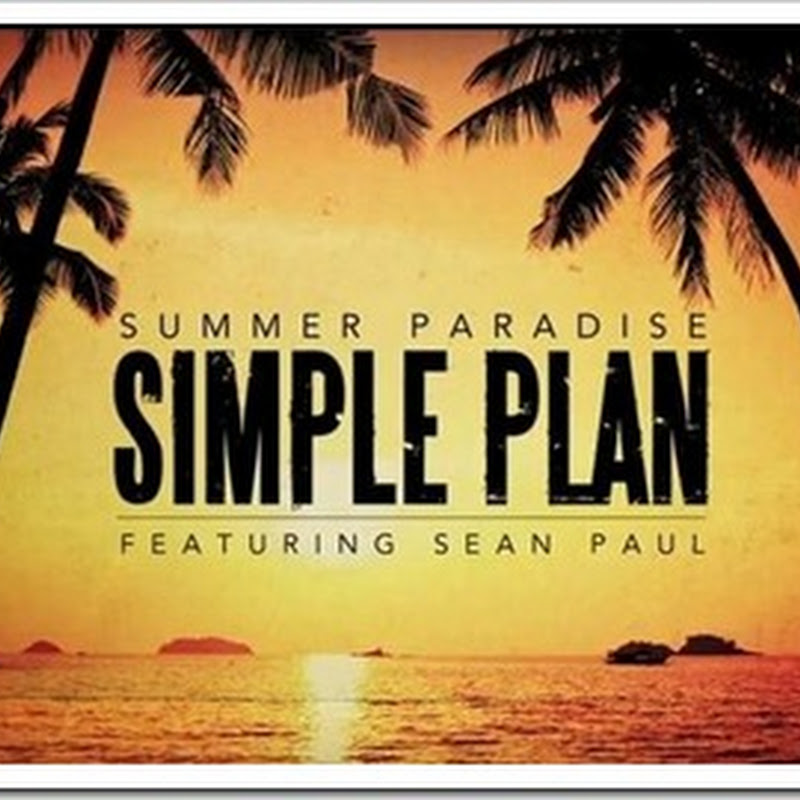Summer paradise – simple plan