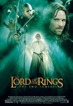 el señor de los anillos, las dos torres