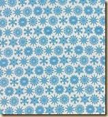 Folk Art Holiday Blue