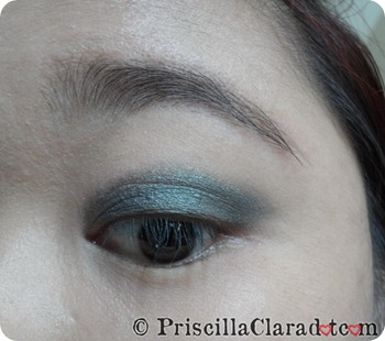 Park Bom Inspired Makeup Falling in Love Priscilla eyeshadow