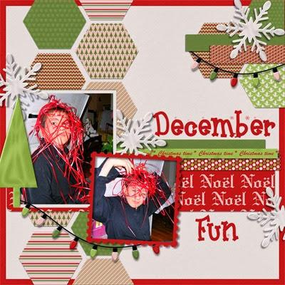 Romajo - P12December - December Fun