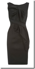 Karen Millen Black Cocktail Dress