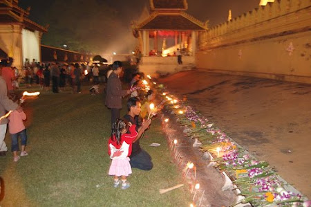 Festivals of Laos: Pha That Luang