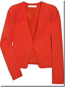 Vanessa-Bruno-Crepe-Coral-Jacket