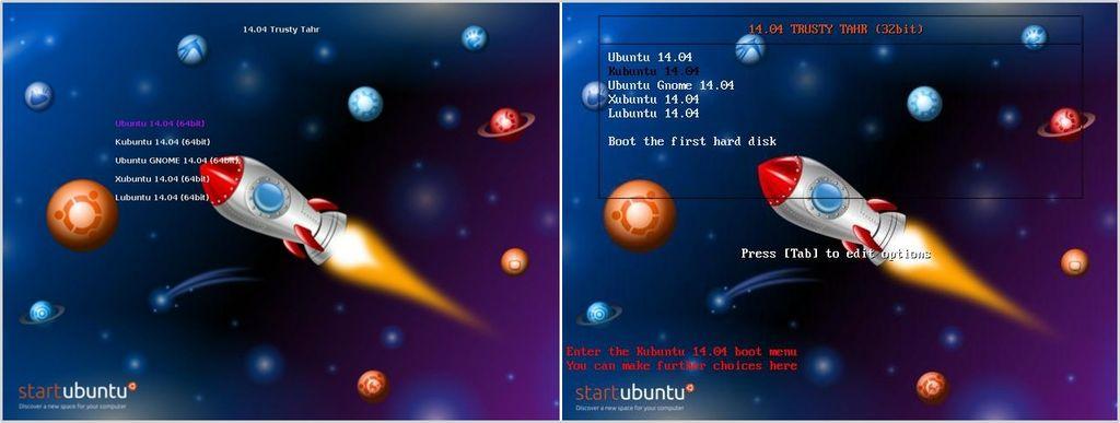 Ubuntu AIO DVD - 14.04 Trusty LTS 64 e 32 Bit