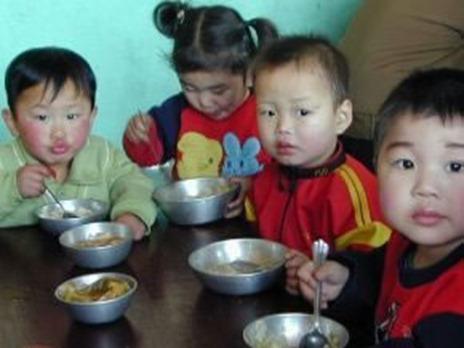 crianças-coreana