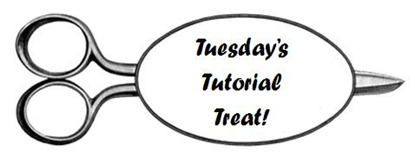 tuesday tutorial treat button