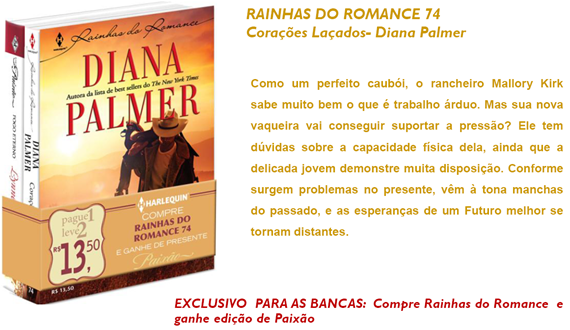 Rainhas do Romance 74