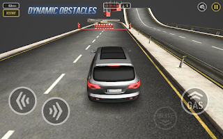 Screenshot of Car Drive AT