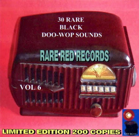 Rare Black Doo-Wop Sounds Vol. 06 - 31 Front