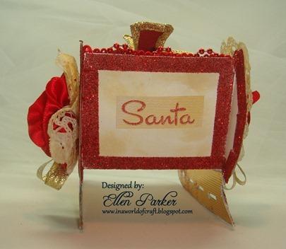 Merry Christmas Stocking9