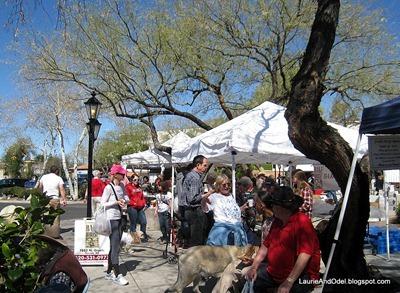 Tucson Sunday market