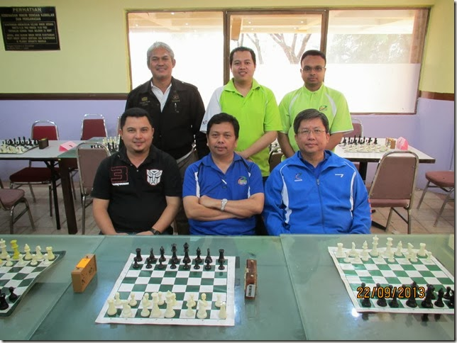 JKR Chess Team 2013