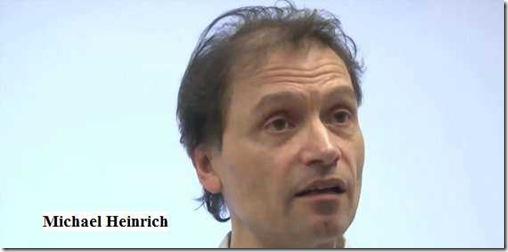 Lavoro morto michael Heinrich