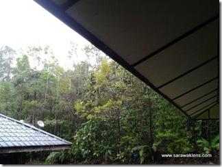 rain_Kubah_national_park