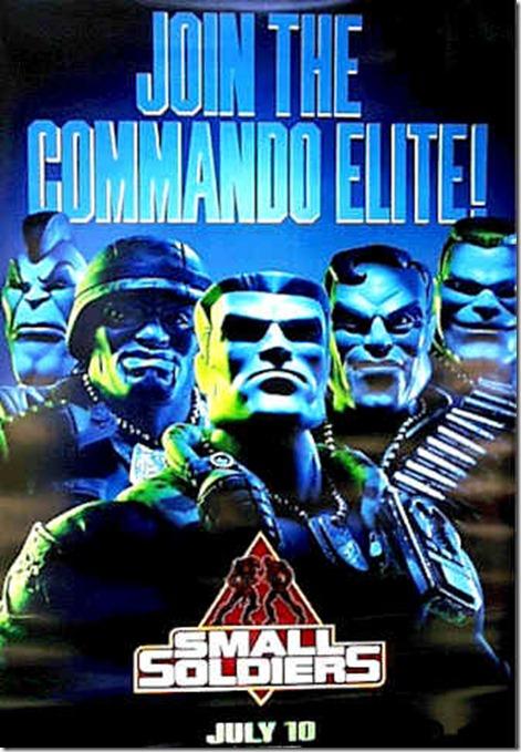 ดูหนังออนไลน์ Small Soldiers (1998) ทหารจิ๋วไฮเทคโตคับโลก [HD Master]